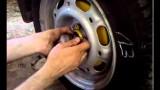 Регулировка подшипников задних ступиц Volkswagen Passat B3