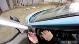 Снятие обшивки двери Volkswagen T4