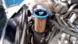 Замена топливного фильтра Volkswagen Golf 7