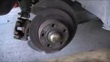 Ремонт и замена тормозного суппорта Audi A6