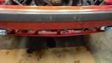 Снятие и замена переднего и заднего бампера Audi 80, 90