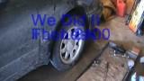 Замена и ремонт переднего подшипника ступицы Audi A6