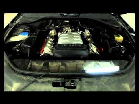 Замена масла Audi Q7