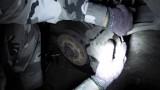 Замена передних колодок Audi A6