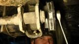 Замена сайлентблоков задней балки Audi A4 B5