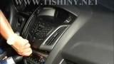 Снятие магнитолы Ford Focus 3