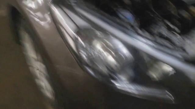 Снятие переднего бампера Kia Cerato 3
