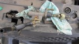 Замена главного цилиндра сцепления Geely MK