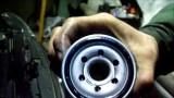 Замена масла в двигателе Kia Spectra