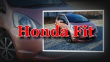 Замена салонного фильтра Honda Fit 2010г.