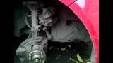 Замена ступичного подшипника Hyundai Getz