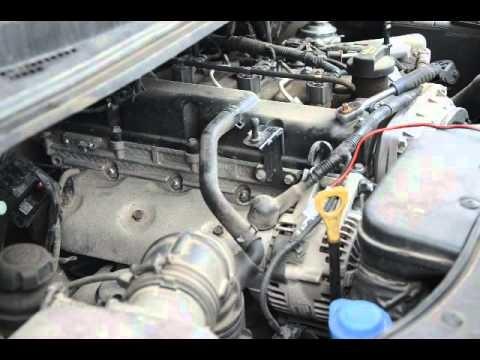 Замена свечей зажигания Hyundai Grand Starex