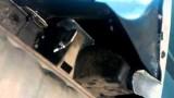 Замена кронштейна глушителя Renault Megane 2