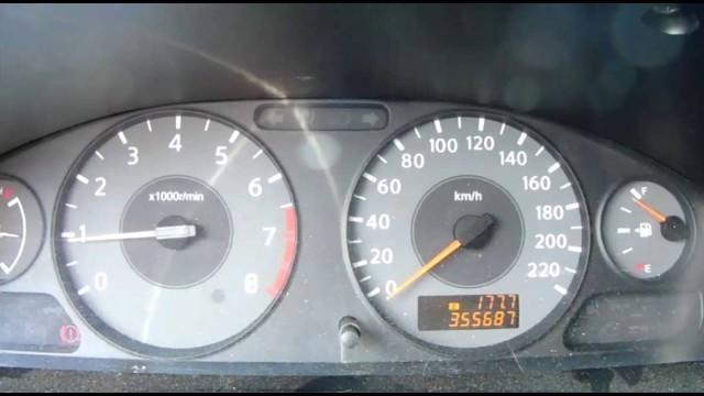 Замена лямбды Nissan Almera Classic