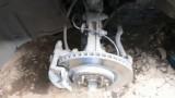Замена подшипника передней ступицы Nissan X-Trail