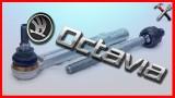 Замена рулевой тяги Skoda Octavia A4
