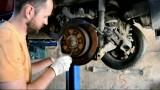 Замена сайлентблоков кулака задней подвески Mitsubishi Pajero 4