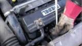 Замена свечей накаливания Opel Astra F
