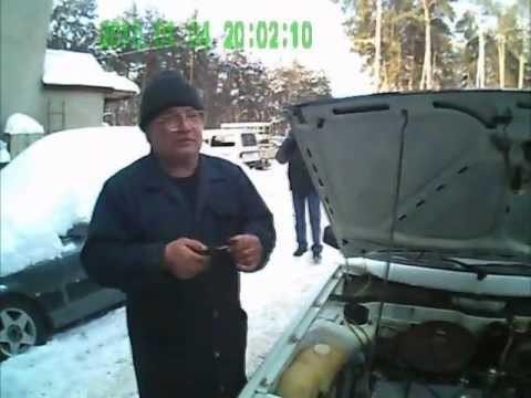 Регулировка холостого хода ВАЗ 2108