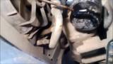 Замена масла в двигателе Toyota Prius 20