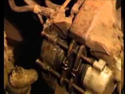 Замена переднего тормозного цилиндра ВАЗ Классика