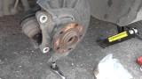 Замена передней ступицы Volkswagen Passat B6
