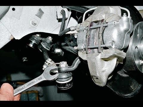 Замена пыльника рулевой тяги ВАЗ 2107
