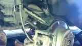 Замена сайлентблоков задних верхних рычагов Toyota Mark 2