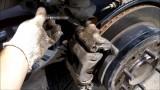 Замена тормозных колодок Toyota Land Cruiser Prado 150