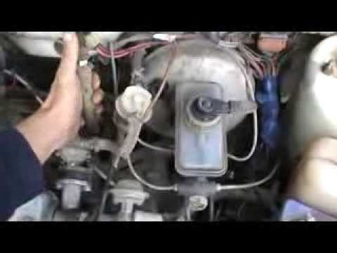 Замена вакуумного усилителя ВАЗ 2109