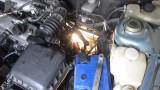 Подтяжка рулевой рейки ВАЗ 2110