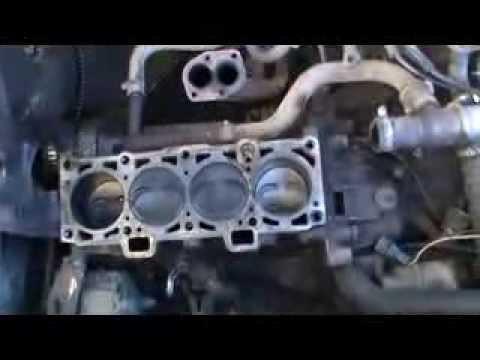 Снять двигатель ВАЗ 21099 без коробки передач
