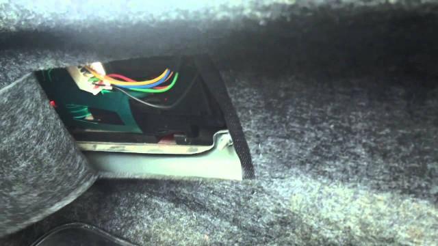 Замена ламп в заднем фонаре ВАЗ 2114, 2115