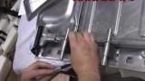 Установка задних подголовников Lada Kalina