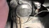 Замена ламп ближнего и дальнего света Lada Priora