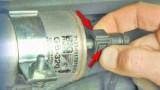 Замена топливного фильтра Lada Priora