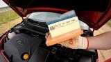 Замена воздушного фильтра Lada Vesta