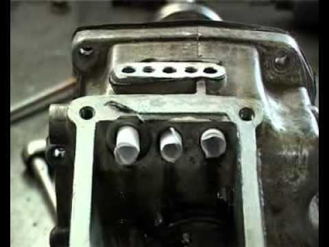 Переборка коробки передач Волга 3110
