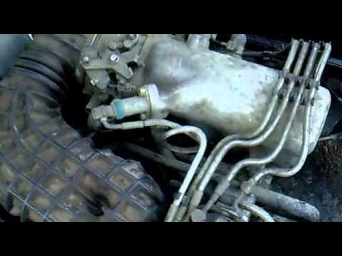 Ремонт клемм аккумулятора Audi 80