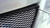 Установка хромированной решётки на защиту радиатора Forza / Chery A13