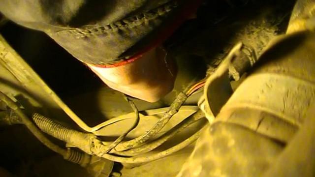 Замена ламп в фарах УАЗ Patriot