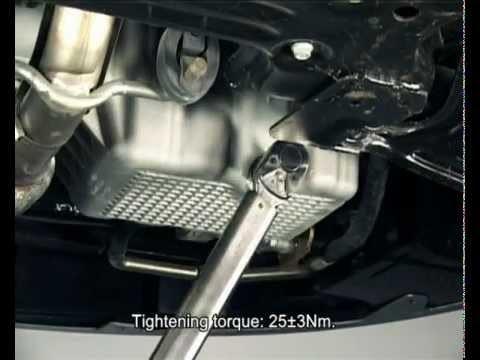 Замена моторного масла и фильтра Forza / Chery A13