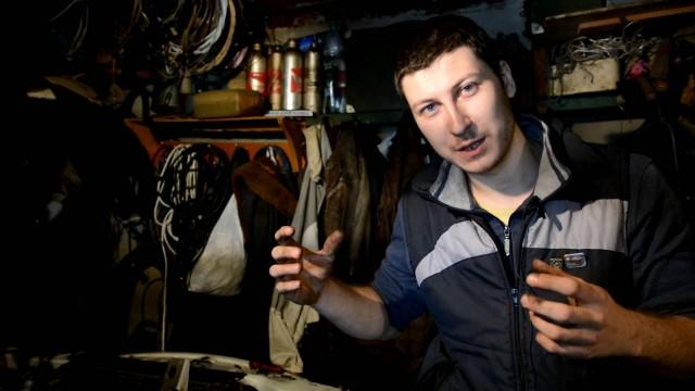 Замена подушек двигателя Волга 3110
