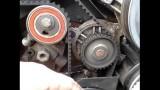 Замена ремня ГРМ Audi 100