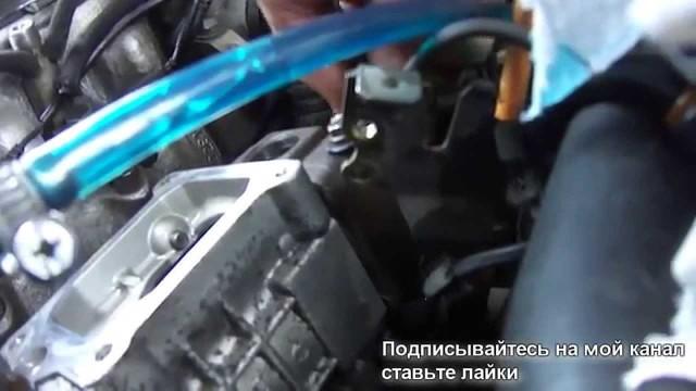 Замена ремкомплекта ТНВД Audi A6 1.9 tdi