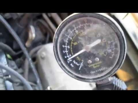 Замер давления в топливной рампе Chery Tiggo