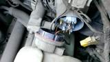 Замена лампы ближнего света BMW E34