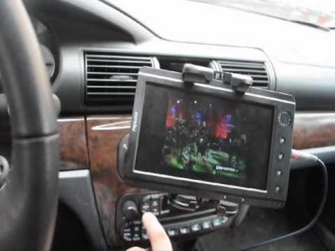 Установка эмулятора чейнджера Chrysler Sebring
