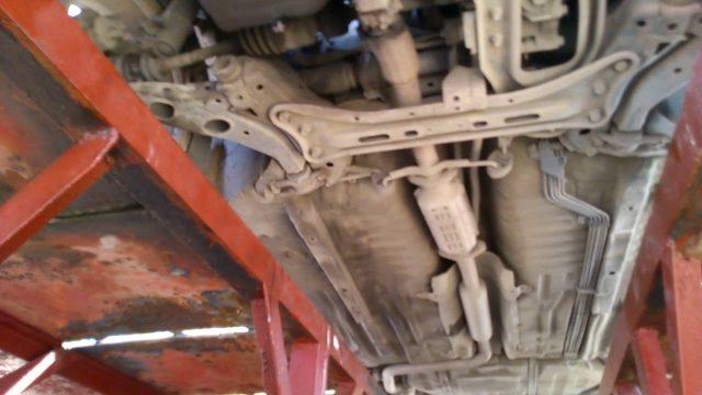 Замена масла в двигателе Mazda 626