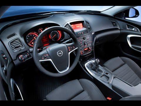 Замена топливного фильтра Opel Insignia